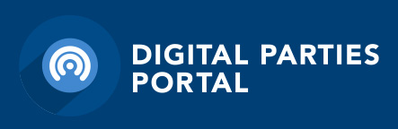 Digital Parties Portal Logo