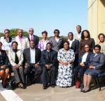 New Commissioners Orientation 2016, Harare, Zimbabwe. Photo credit: International IDEA.