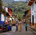 Colombia streets. Photo credit:Pedro SzekelyFlickr