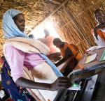 North Darfur Woman Votes in Sudanese National Elections. Image: United Nations