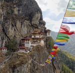 Paro, Bhutan: Image by Timothy Neesam