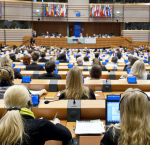 International Women Day 2012 at the European Parliament