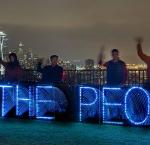 We the people. Image: Joe Brusky