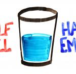 Image: Is This Glass Half Empty?
