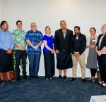 C3 partners: International IDEA, Citizen Constitutional Forum, EU Delegation, Media Watch Group, Dialogue Fiji,  Pacific Center for Peace Building, Fiji Election Office