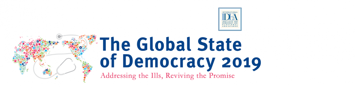 the global state of democracy