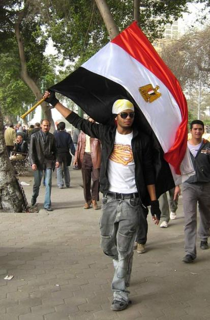 The youth revolution, Cairo